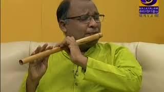 Flute Recital by Kudamaloor Janardhanan - Sudinam