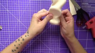 FOFUCHAS. como hacer cuerpo femenino con curvas