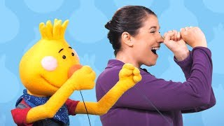 More Rock Scissors Paper   Sing Along With Tobee   Kids Songs