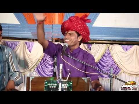 New Marwadi Desi Bhajan 2016 | Mathe Re Mehuda Wali | Om Prakash (Live) | Marwar Junction Live
