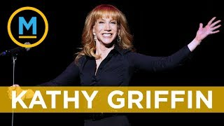 Kathy Griffin says Donald Trump jokes are still not off limits | Your Morning