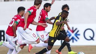 هوشة لاعبي الاتحاد ولوكوموتيف الاوزبكي + طرد فهد المولد | دوري ابطال اسيا HQ