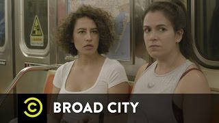 Broad City - Season 3, Dude