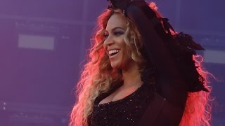 Beyoncé - Sorry (Live in Brussels, Belgium - Formation World Tour) Front Row HD