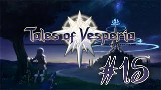 Tales of Vesperia PS3 English Playthrough with Chaos part 15: VS Goliath