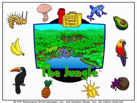 Let s Explore the Jungle with Buzzy the Knowledge Bug Walkthrough