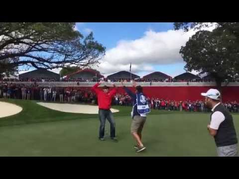 US fan challenged by McIlroy Stenson Rose and Sullivan