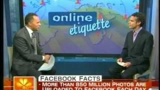 Today: Facebook Etiquette