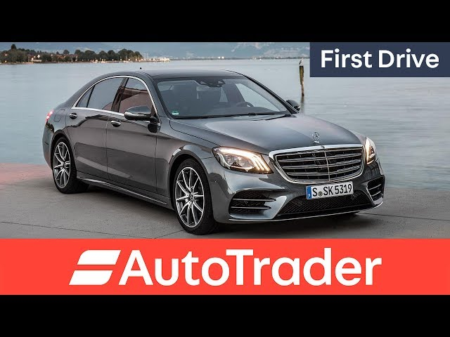 2017 Mercedes S-Class first drive review
