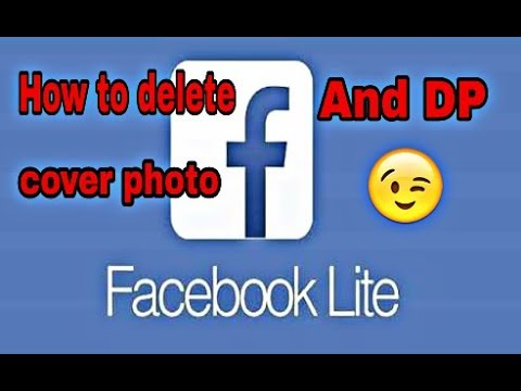 Xxx Mp4 QuotHOW TO DELETE THE COVER PHOTO AND DP ON FACEBOOK LITEquot 3gp Sex