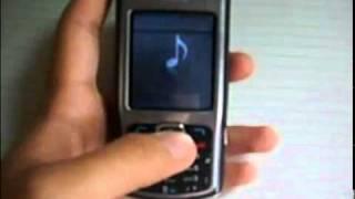 I-phone n70 s60v2 ( menu )
