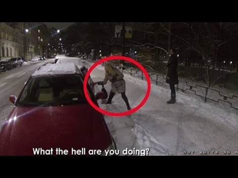 Will People Respond To Stop Rape? Experiment (VIDEO)