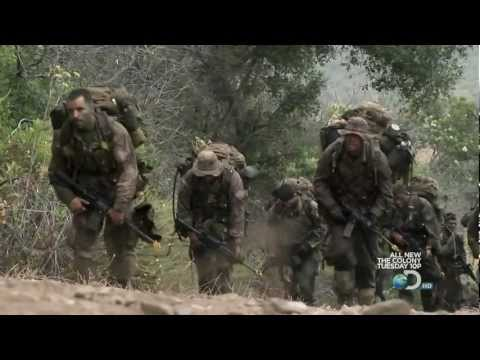 watch Discovery Channel's - Surviving the Cut - US Marine Recon *High Definition*