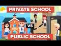 Download Video Download Private School vs Public School - How Do The Students Compare? 3GP MP4 FLV