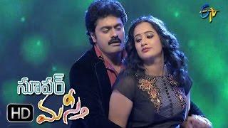 Nanda Kishore , Sravani Dance  Performance   Super Masti   Bhimavaram   19th March 2017   ETV Telugu