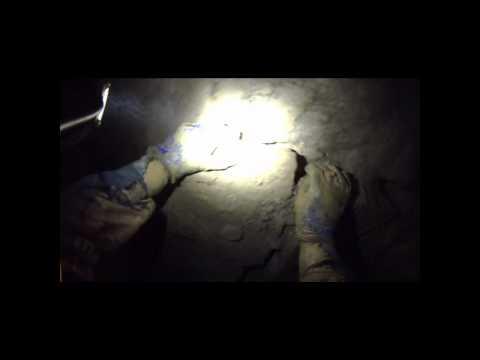 Trip into Whisper Rocks, Huntingdon County, PA  11/26/11