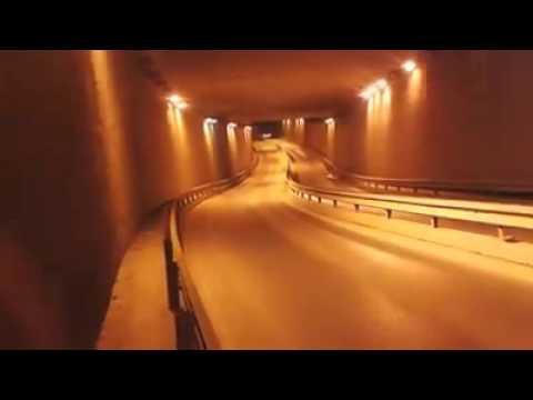 Faça Tofaş Serçe Tünelden Geçişi