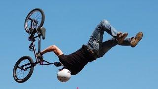 Pessoas Incríveis Com Bike ((Manobras Radicais)) Performances, BMX Freestyle, Awesome People