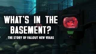 The Story of Fallout New Vegas Part 4: What's In the Basement? - Fallout New Vegas Lore