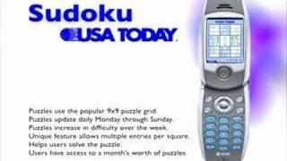 USA Today Sudoku promo