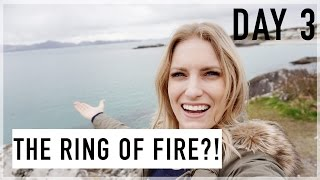🇮🇪 IRELAND DAY 3: THE RING OF FIRE?!