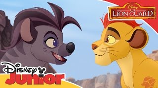 The Lion Guard - 'Sisi Ne Sawa' Music Video | Official Disney Junior Africa