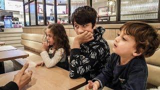 مشكلة أولادى مع العربي | اسكتش ١