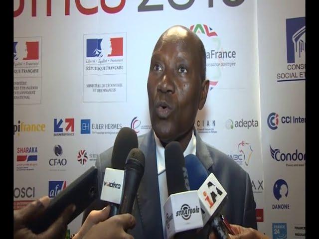 Rencontres Africa 2016: Le PM ivoirien Daniel Kablan Duncan