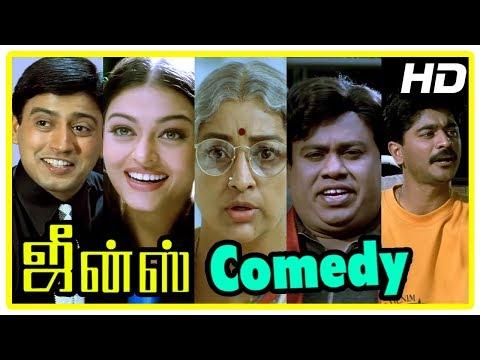 Xxx Mp4 Jeans Movie Comedy Scenes Prashanth Aishwarya Rai Lakshmi Nassar Senthil 3gp Sex