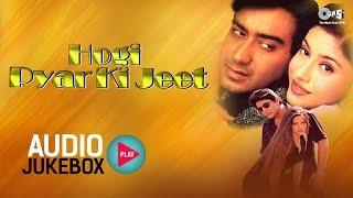 Hogi Pyar Ki Jeet Audio Songs Jukebox | Ajay Devgan, Neha, Arshad Warsi | Hit Hindi Songs