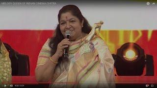 Ks Chitra | Melody Queen of India | Mirchi music awards south