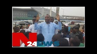 Sowore Storms Abuja, Vows To Sack Buhari From Aso Rock in 2019