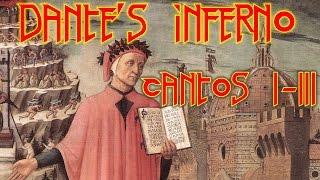 Dante's Inferno Cantos 1-3