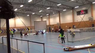 2018 Goalball World Championships China v Turkey 1st Half