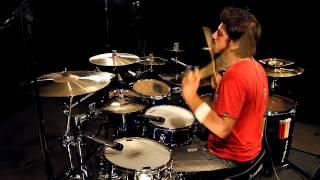 Cobus - Tonight Alive - Little Lion Man (Drum Cover)