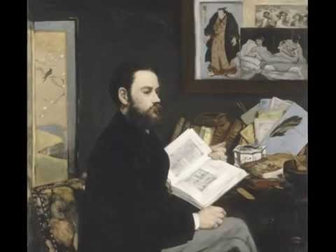 Manet, Émile Zola | Art in 19th century Europe | Art History | Khan Academy