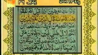 Surah Yaseen (سورہٴ یٰسین ) with Urdu Translation Complete