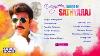 Sathyaraj Tamil Hits   Audio Jukebox   Evergreen Songs of Sathyaraj   Ilayaraja   SPB   Music Master