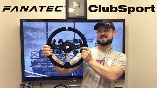 Обзор Hi-End руля-конструктора Fanatec ClubSport Steering Wheel Universal Hub for Xbox One