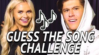 GUESS THE SONG CHALLENGE WITH ALLI SIMPSON