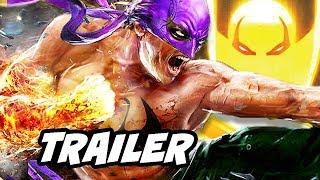 Iron Fist Season 2 Trailer 2 - The Evil Immortal Weapon Is Born