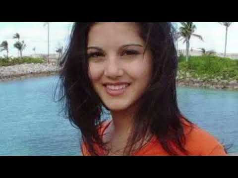 Sunny Leone Childhood Pictures