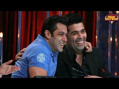 Salman Khan Backs Out As A Producer With His Collab With Karan Johar & Why?