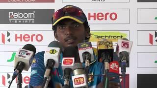 2nd ODI Post Match Press Conference - Sri Lanka v Zimbabwe 2017