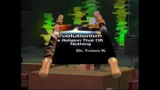 Evolutionism: The Religion That Offers Nothing