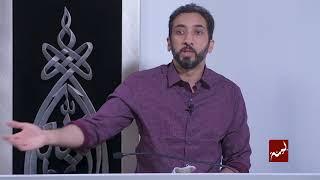Controlling Anger - Khutbah by Nouman Ali Khan