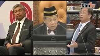 Zahid tegur MP BN, MP DAP bertelagah dengan Pandikar - Sekilas Fakta, 22 Nov 2017