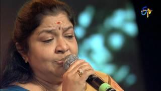 Venuvai Vachanu Song | Chithra Performance | Super Masti | 29th January 2017 | ETV Telugu