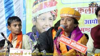 Suresh Lohar New Live Bhajan 2017 | Thadad Pakad Ne | FULL VIDEO | Rajasthani Song | 1080p HD
