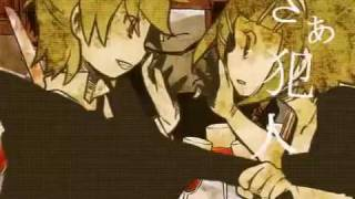 【Kagamine Len】 The Riddle Solver who can't solve Riddles ~English Subbed~ 【Vocaloid PV】